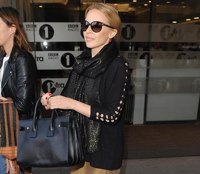 Kylie Minogue Sac de Jour Bag