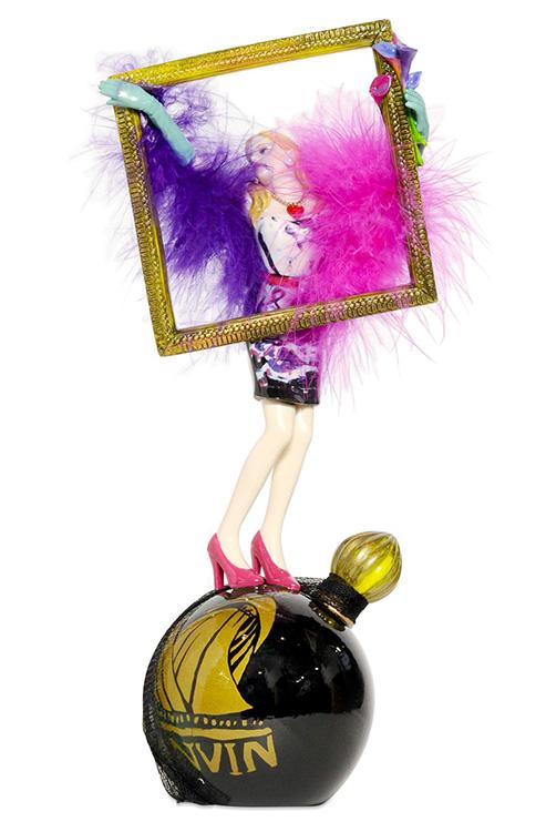 Lanvin Miss Lanvin 40 Porcelain Doll