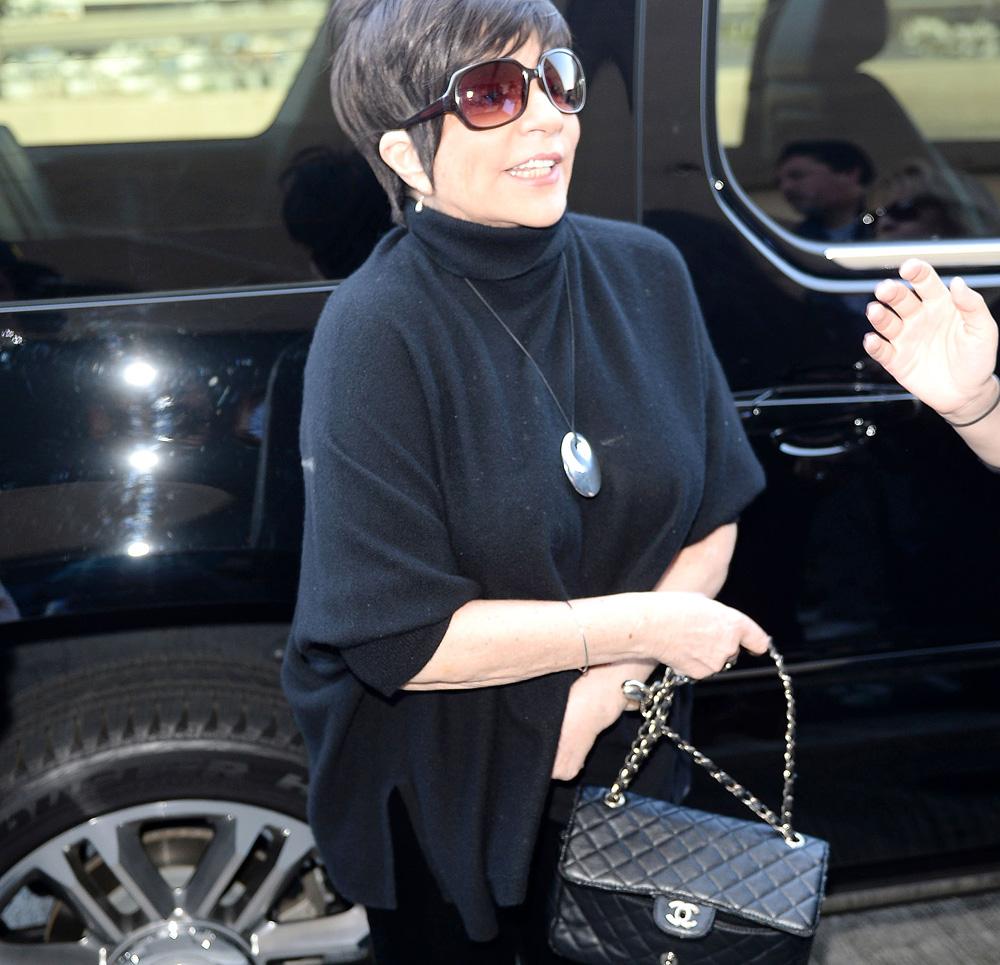 Liza Minnelli Chanel Classic Flap Bag
