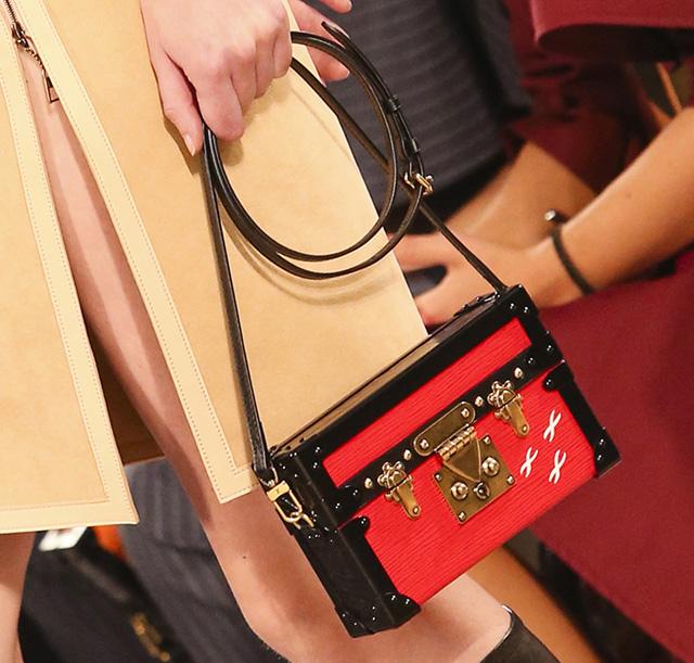 Louis Vuitton Trunk Mini Bag Fall 2014