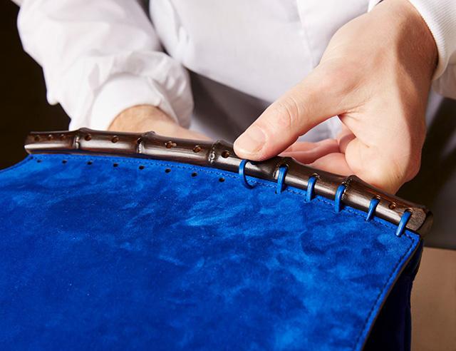 Making of Gucci Nouveau Fringe Bags 5