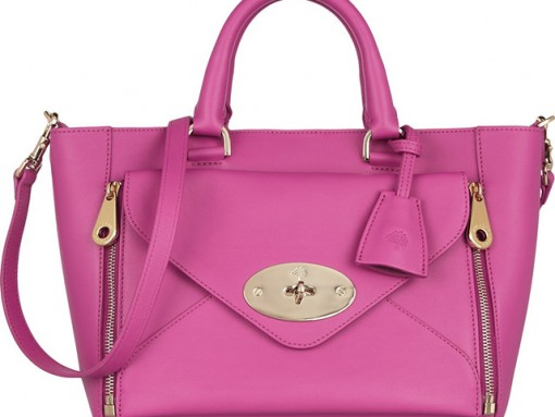 Mulberry Willow Tote