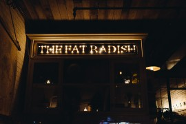 PurseBlog Eats: The Fat Radish