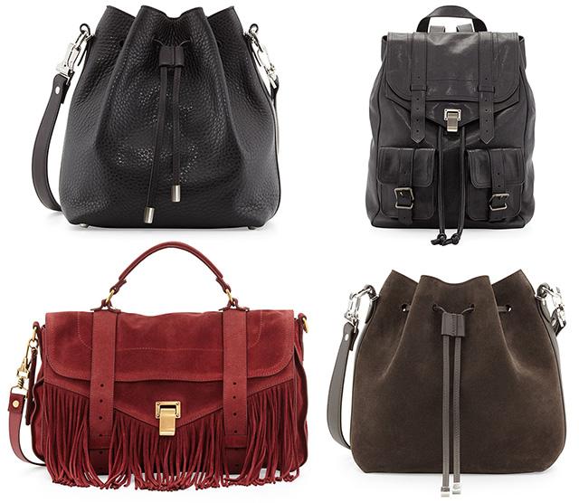 Proenza Schouler Spring 2014 Bags