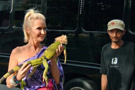 """RHOBH: """"A mutt's a dog that has no breeding. Mommy has class, though."""""""