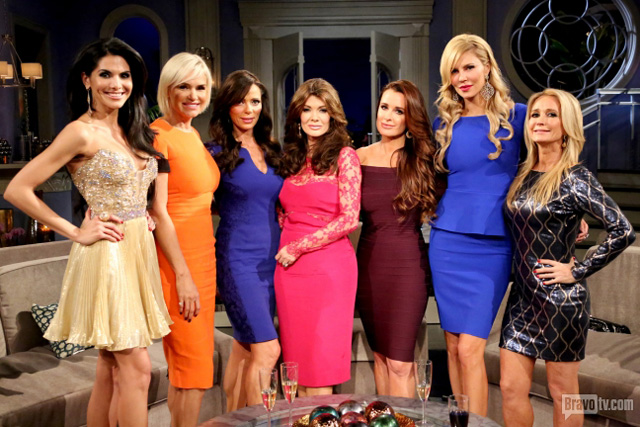 Real Housewives of Beverly Hills Season 4 Reunion Part 1