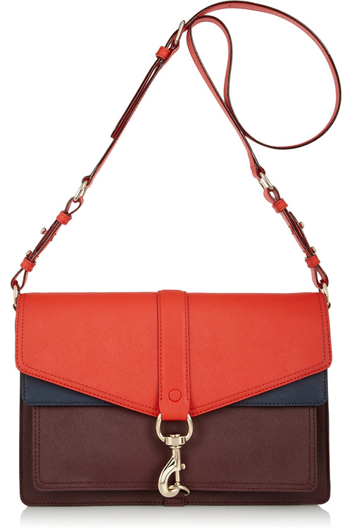 Rebecca Minkoff Hudson Moto Shoulder Bag