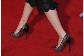 Scarlett Johansson Christian Louboutin Pigalace Pumps