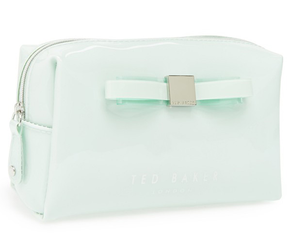 Ted Baker Bow Small Cosmetics Case