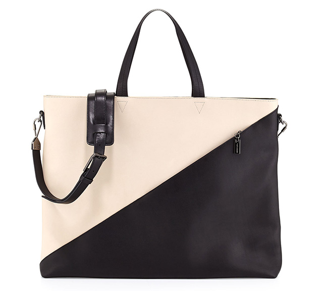 Time's Arrow Infinite Colorblock Tote