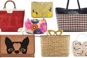 Trend Report: 16 Straw Bags Perfect for Warm Weather