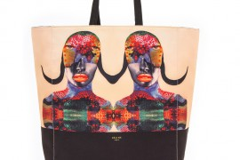 Born Free Collections Seeks to End Fetal AIDS Transmission, Sell You $225 Celine Bag