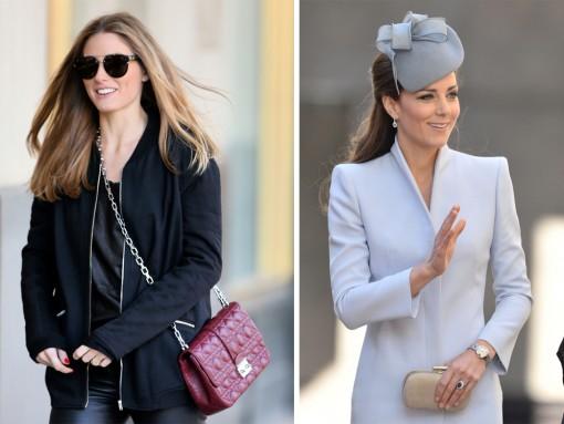 Celebrity Easter Handbags 2014