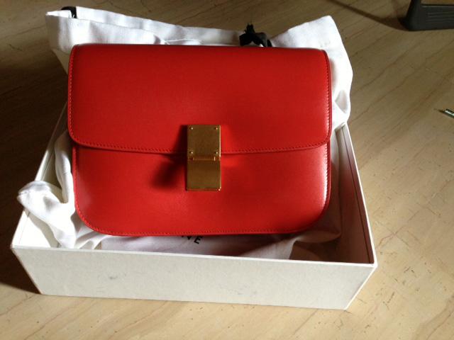 Celine Classic Box Bag