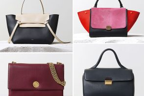 The Celine Fall 2014 Handbags Lookbook Has Arrived