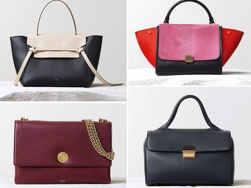 Celine Fall 2014 Bags