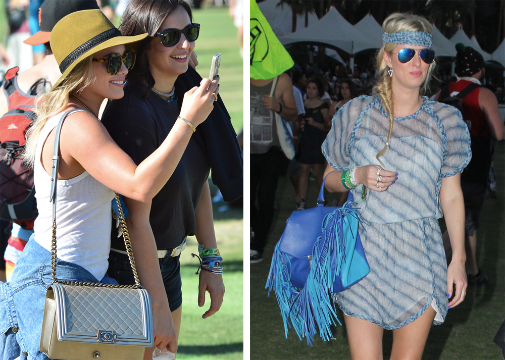 Coachella 2014 Handbags