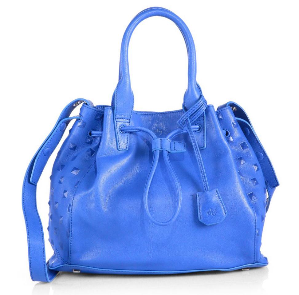 ELA Scandi Drawstring Bucket Bag