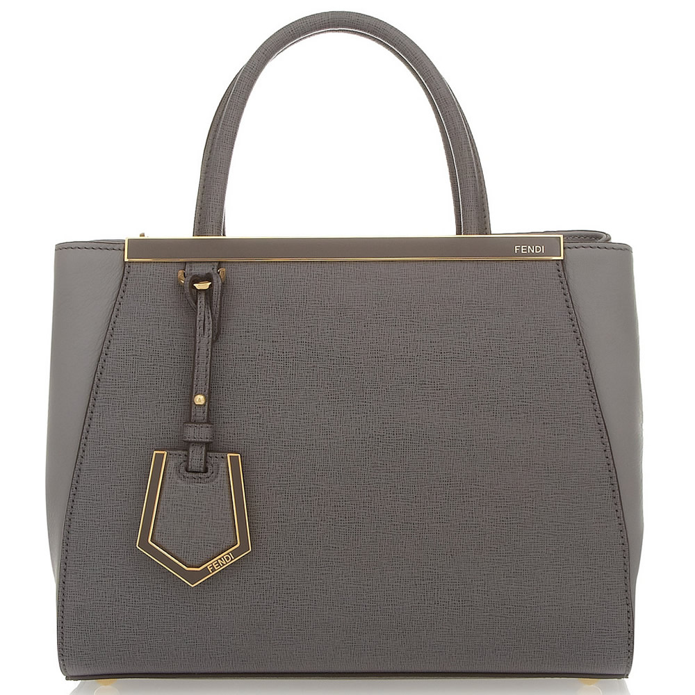 Fendi 2Jours Small Shopper Bag