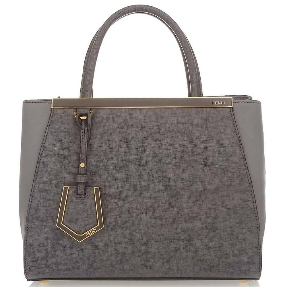 Fendi 2Jours Small Shopper Bag