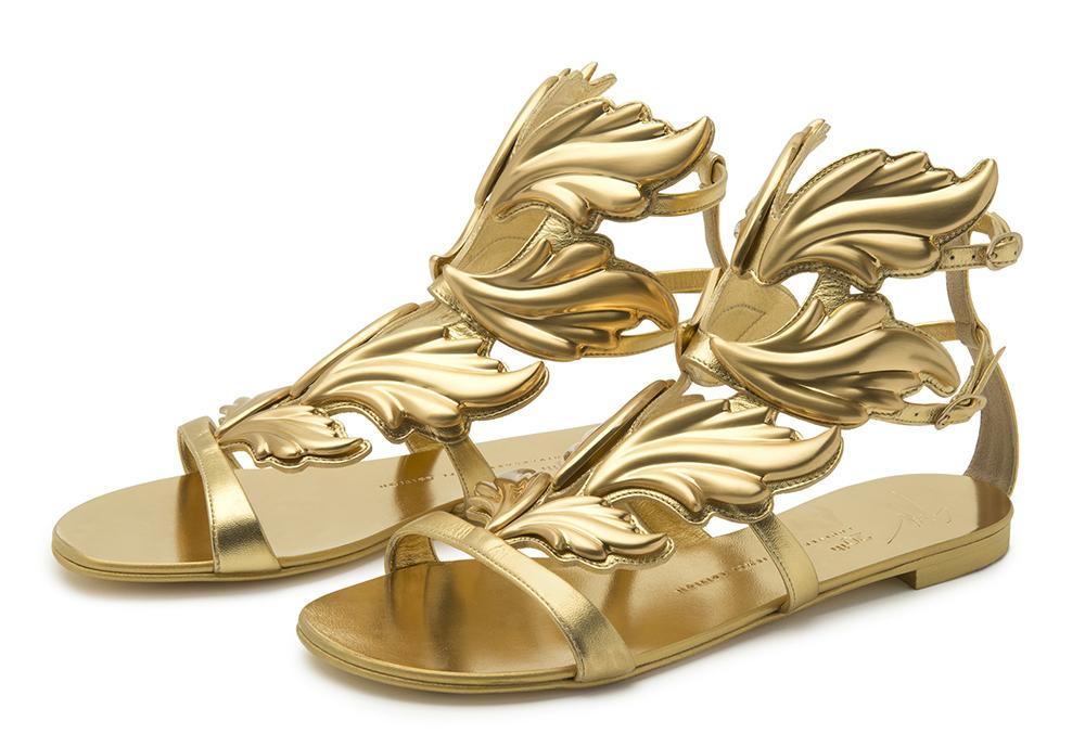 Giuseppe Zanotti Jewel Cruel Summer Sandals