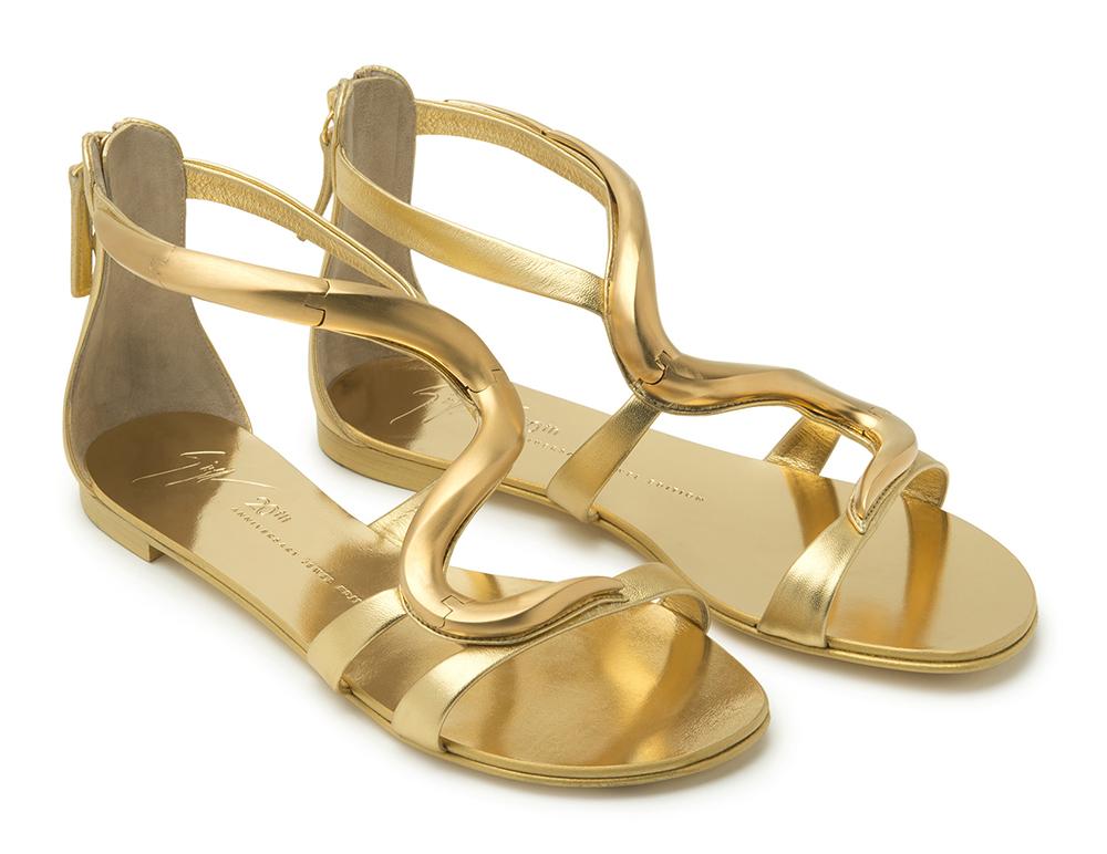 Giuseppe Zanotti Jewel Venere Sandals