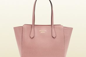 Bag of the Week: Gucci Swing Leather Tote