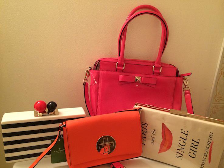 Kate Spade Handbag Collection