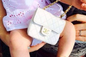 Katy Perry Buys Her Baby Niece a Baby Chanel Bag