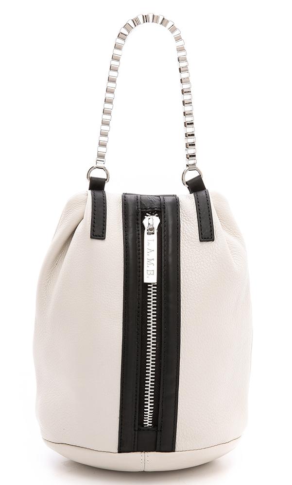 LAMB Chevy Bucket Bag