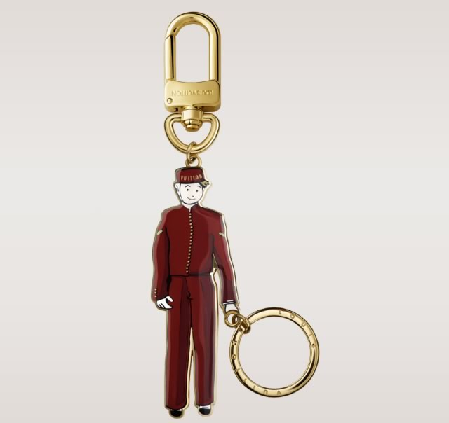 Louis Vuitton Groom Key Holder