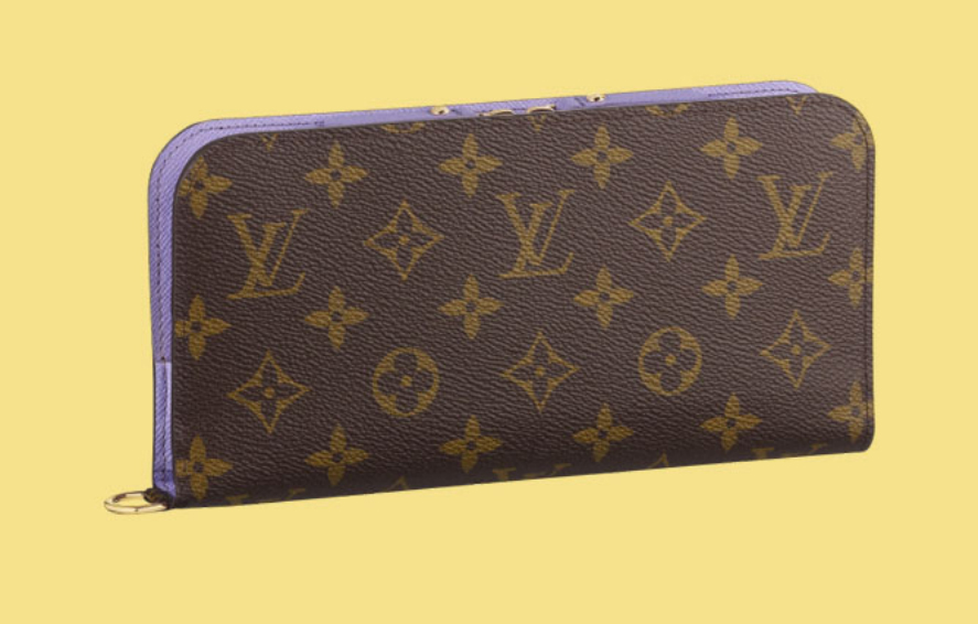 Louis Vuitton Insolute Wallet Lilas