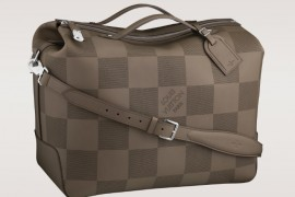 Man Bag Monday: Louis Vuitton Spring 2014 Damier Leather
