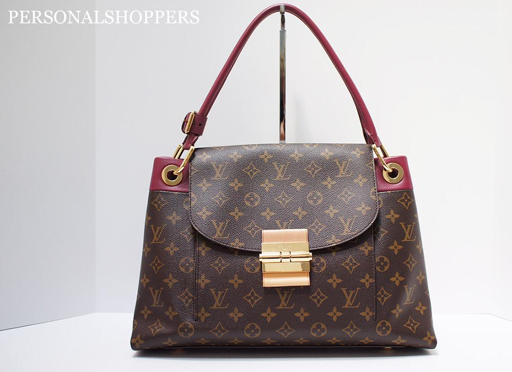 Louis Vuitton Olympe Shoulder Bag