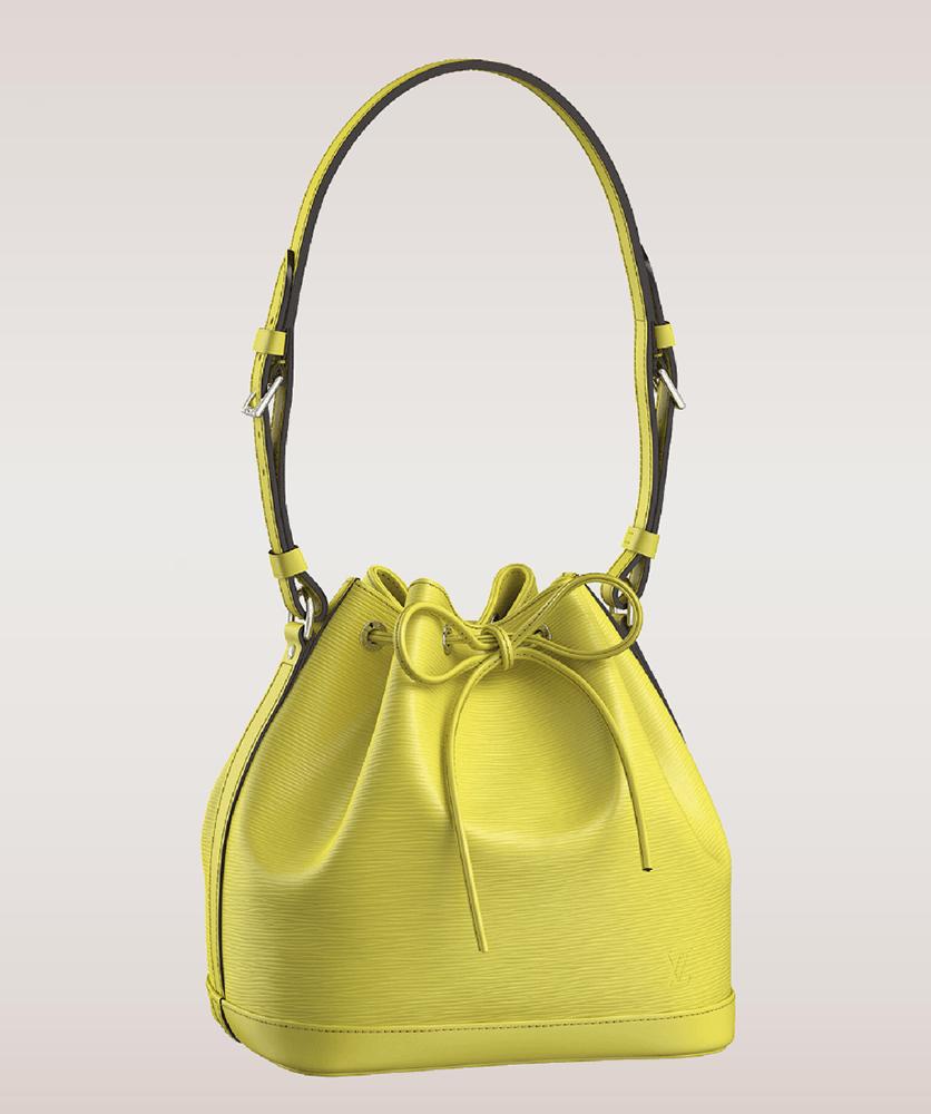 Louis Vuitton Petit Noe MM Bag