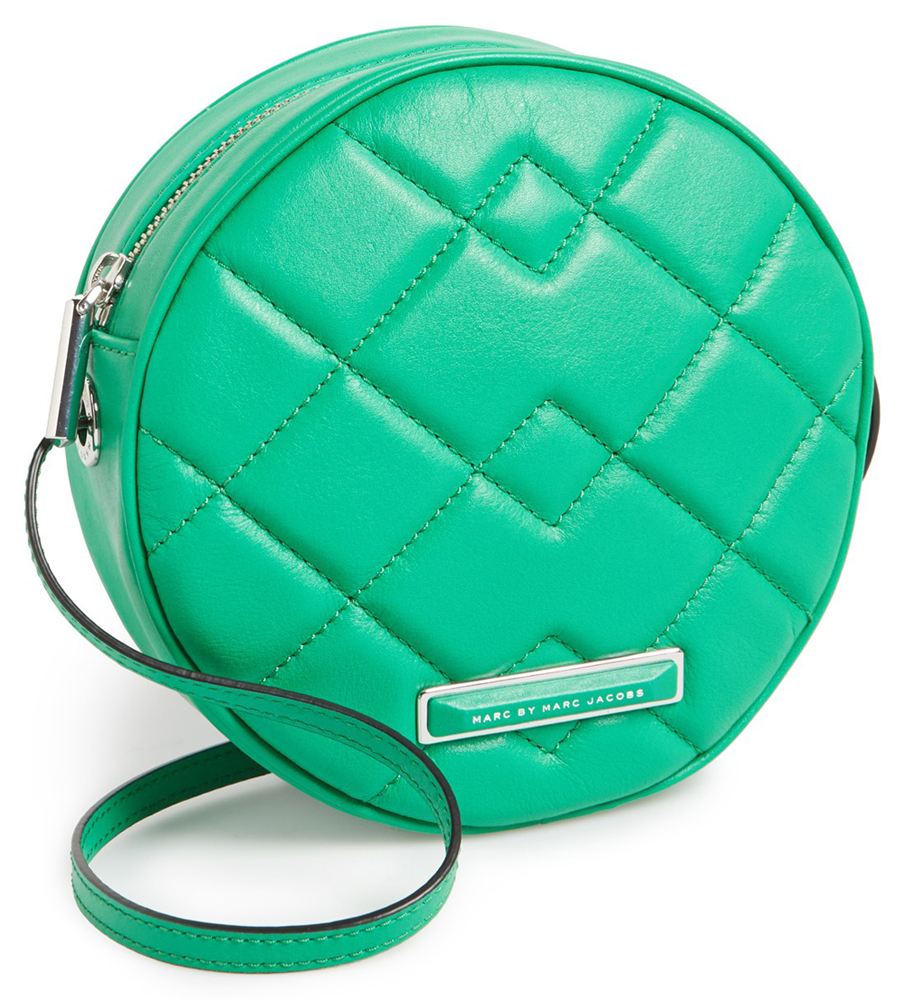 Marc by Marc Jacobs Shape Up Jackson Quilted Crossbody Bag