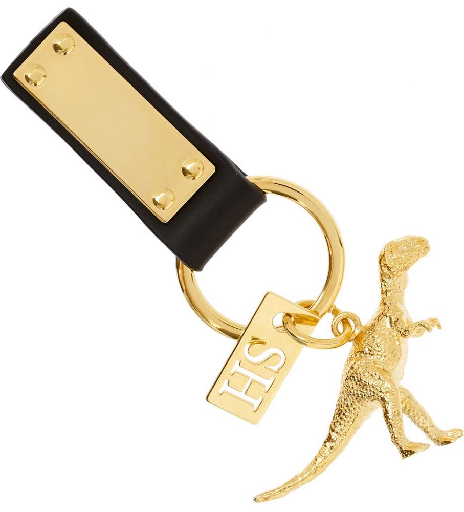 Sophie Hulme Tyrannosaurus Key Fob