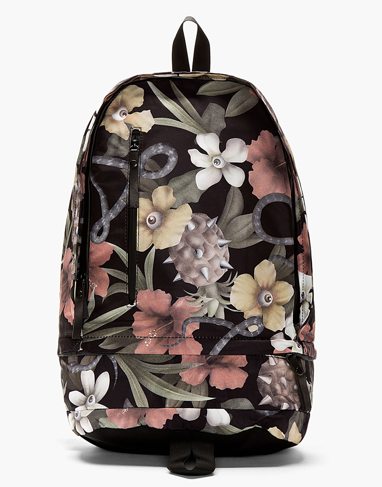 Surface to Air Aloha Print Backpack