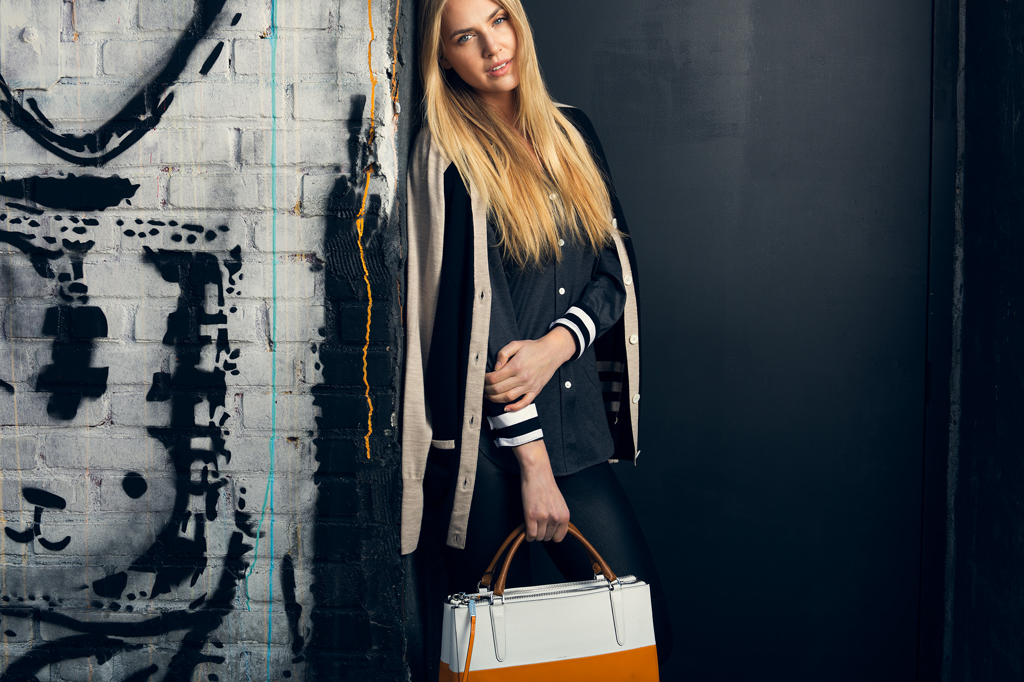 Coach's Spring 2014 Collection - Look Three (2)