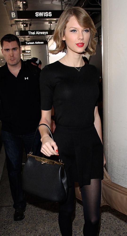 Taylor Swift Dolce & Gabbana Sara Bag-5