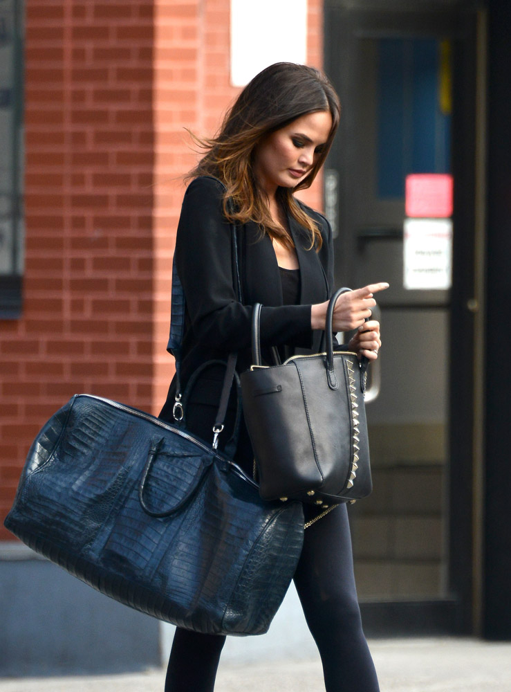 The Many Bags of Chrissy Teigen-6