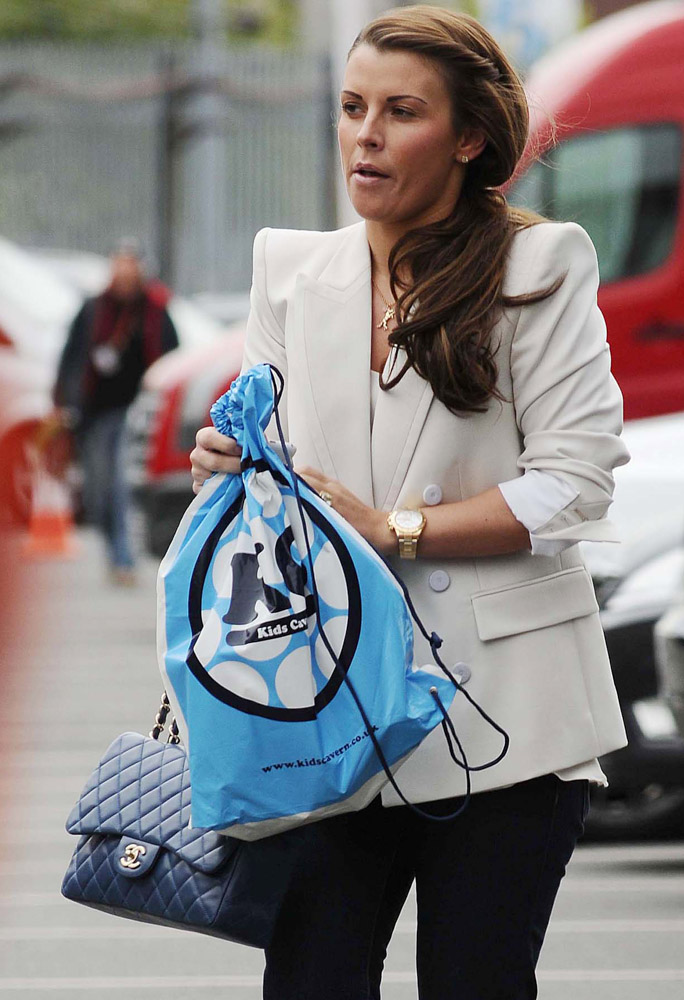 The Many Bags of Europe's WAGs-14