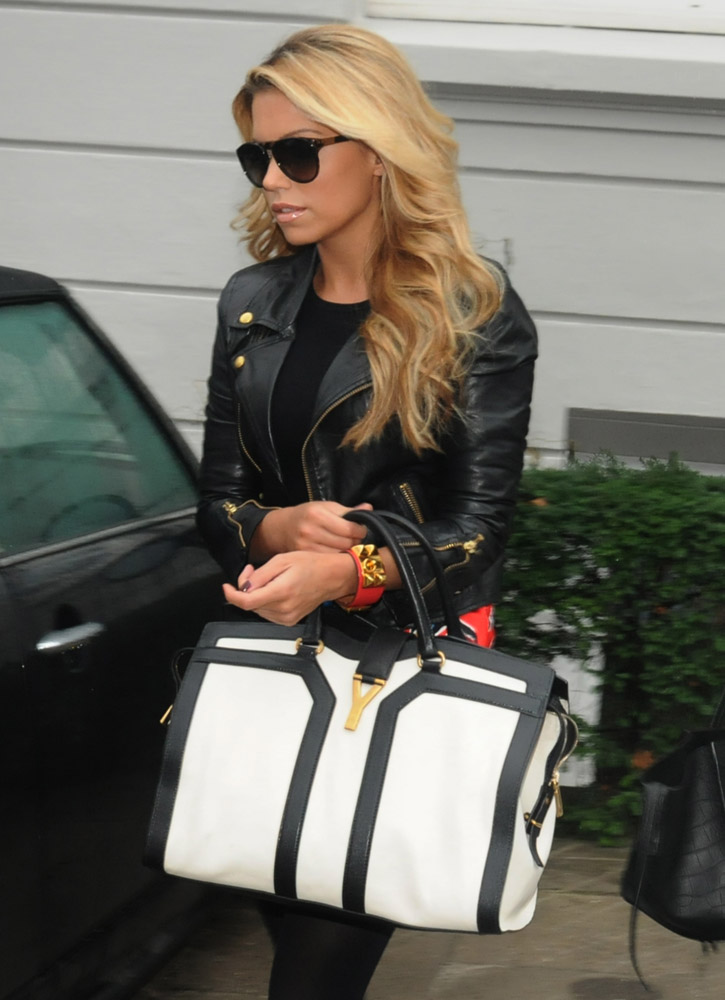 The Many Bags of Europe's WAGs-16