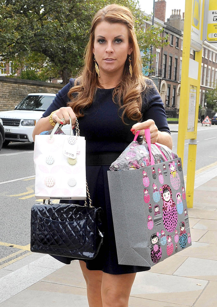The Many Bags of Europe's WAGs-23