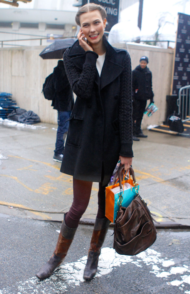 The Many Bags of Karlie Kloss-1