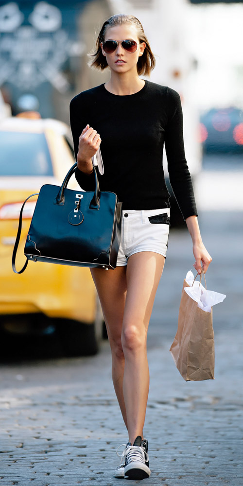 The Many Bags of Karlie Kloss-4