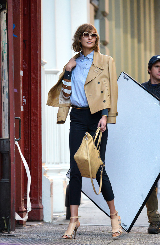 The Many Bags of Karlie Kloss-8