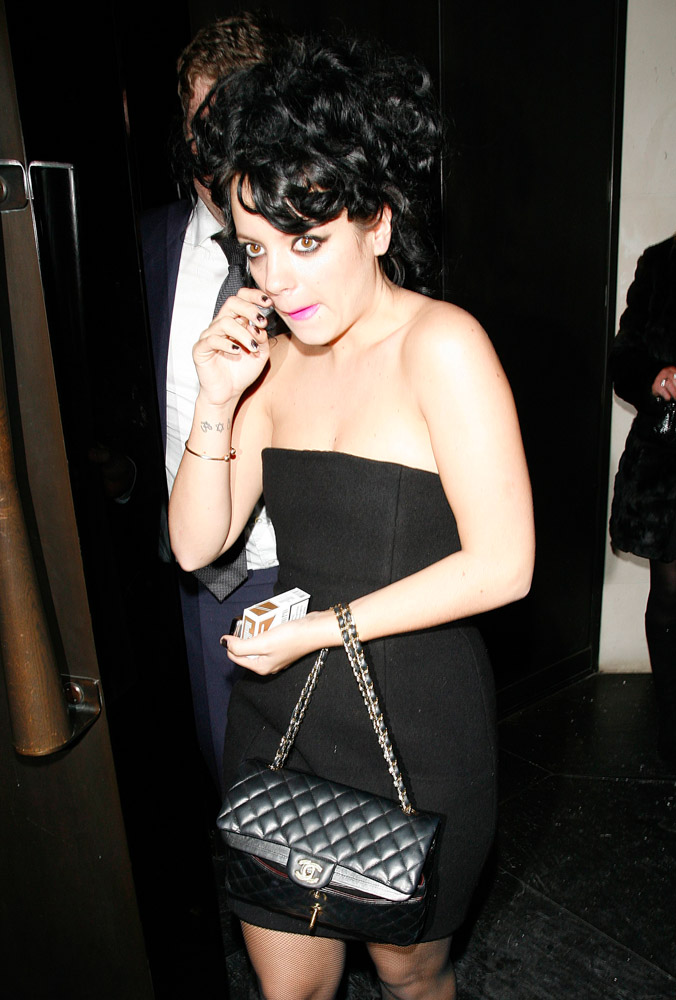 The Many Bags of Lily Allen-1