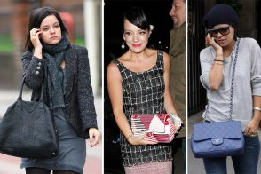 The Many Bags of Lily Allen