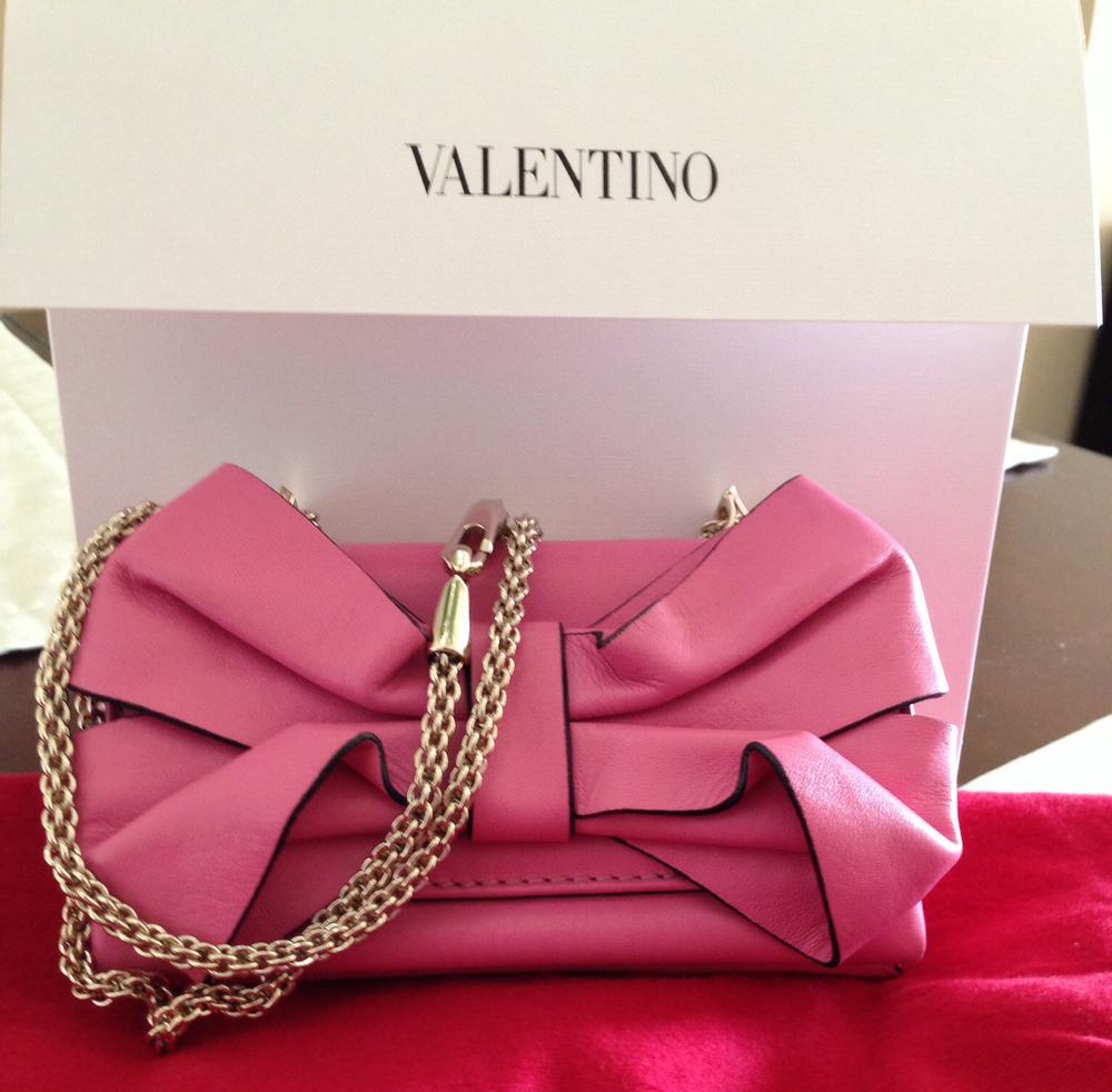 Valentino Bow Shoulder Bag
